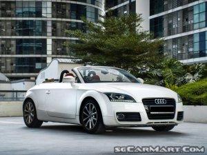 Audi TT Roadster 2.0A TFSI (COE till 09/2030)