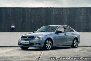 Mercedes-Benz C-Class C200 CGI (COE till 04/2031)