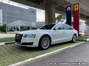 Audi A8L 3.0A TFSI Quattro