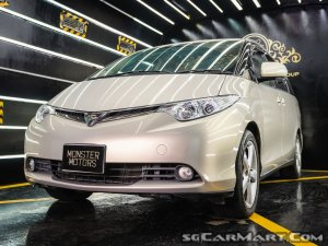 Toyota Estima 2.4A (COE till 06/2026)