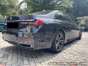 BMW 7 Series 740Li M-Sport