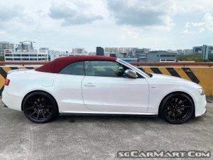 Audi S5 Cabriolet 3.0A TFSI Quattro (COE till 08/2030)