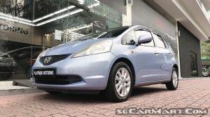 Honda Fit 1.3A G (COE till 10/2023)