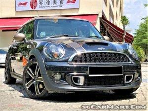 MINI Cooper S Clubman 1.6A Bond Street