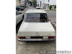 Mercedes-Benz 200 (COE till 12/2030)