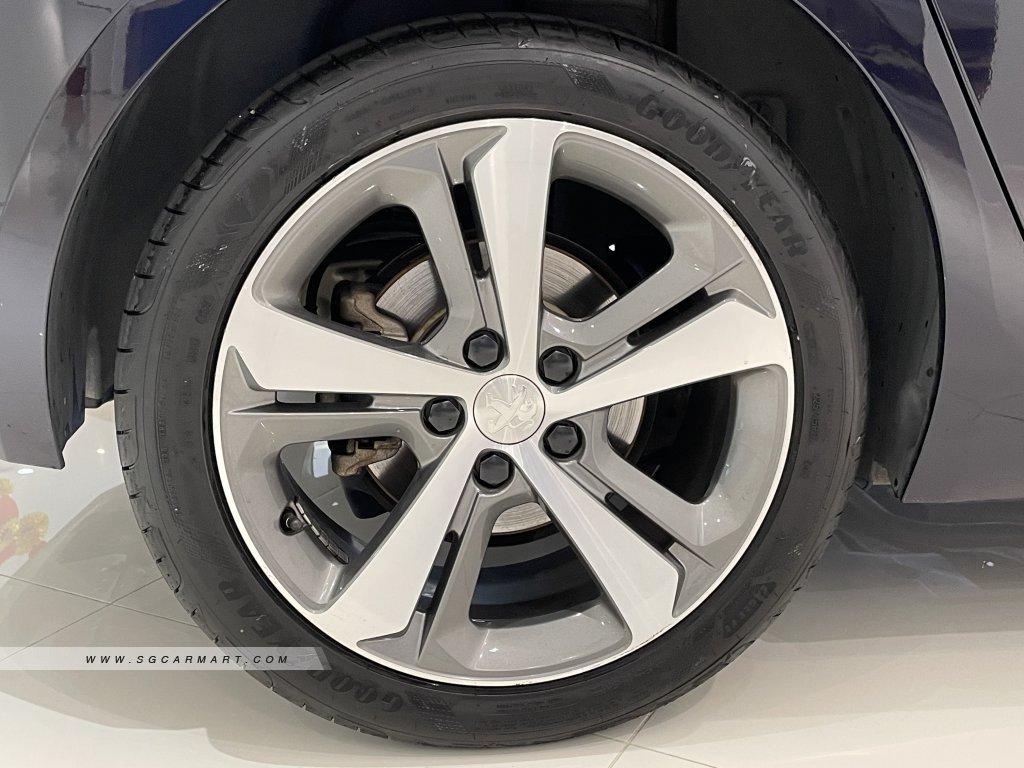 2015 Peugeot 308 1.2A PureTech Allure