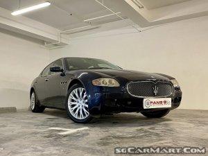 Maserati Quattroporte 4.2A (COE till 01/2026)