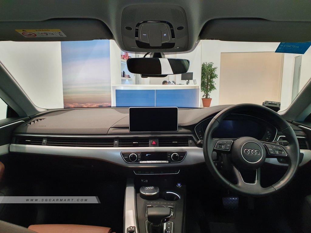 2019 Audi A5 Sportback 2.0A TFSI S-tronic Design