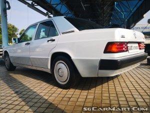 Mercedes-Benz 190E (COE till 02/2024)
