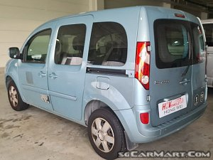 Renault Kangoo II Express 1.5M (New 5-yr COE)