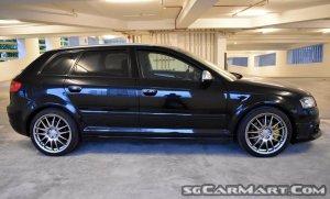 Audi A3 Sportback 1.8A TFSI (COE till 12/2030)
