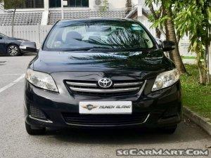 Toyota Corolla Altis 1.6A (COE till 05/2029)