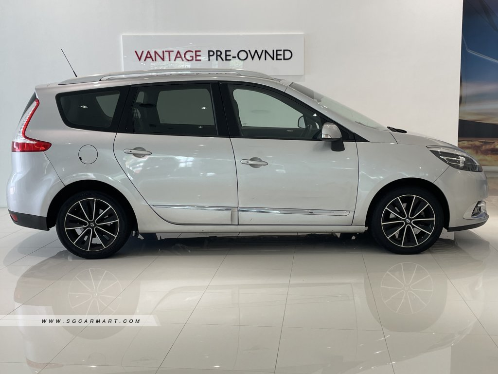 2017 Renault Grand Scenic Diesel 1.5A dCi Sunroof