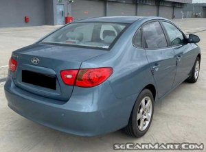 Hyundai Avante 1.6A (COE till 10/2021)