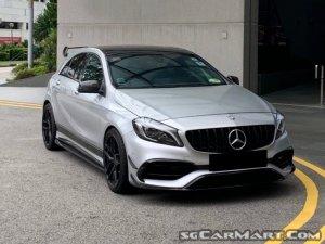 Mercedes-Benz A-Class A180 AMG Line