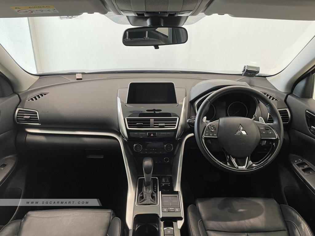 2019 Mitsubishi Eclipse Cross 1.5A Sunroof