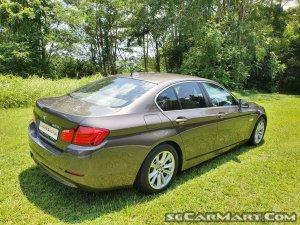 BMW 5 Series 523i (COE till 02/2031)