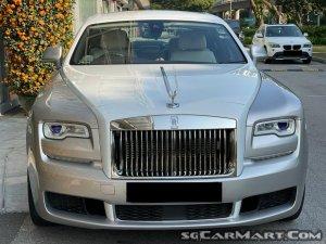 Rolls-Royce Ghost Series II (COE till 06/2029)