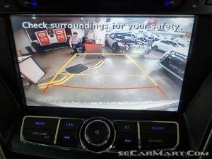 Hyundai Santa Fe 2.4A GLS Sunroof