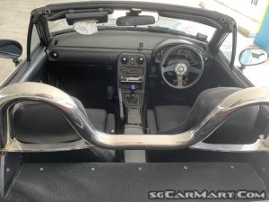 Mazda MX-5 1.6M (COE till 10/2029)