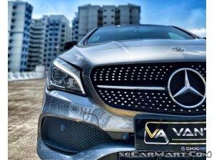 Mercedes-Benz CLA-Class CLA200 AMG Line Night Edition
