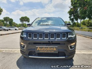 Jeep Compass Limited 1.4A