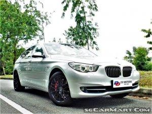 BMW 5 Series 535i Gran Turismo (COE till 08/2030)