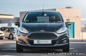 Ford Fiesta 1.0A Ecoboost Titanium