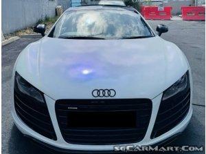 Audi R8 4.2A FSI Quattro R-tronic (COE till 06/2028)