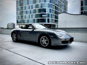 Porsche Boxster 2.7A Tip (COE till 02/2030)