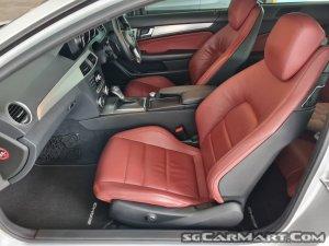 Mercedes-Benz C-Class C350 Coupe