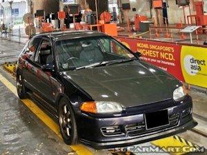 Honda Civic VTI 3M (COE till 03/2029)