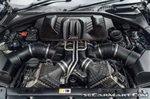 BMW M Series M6 Cabriolet Individual (New 10-yr COE)