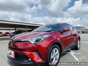 Toyota C-HR 1.2A Turbo Active (OPC)