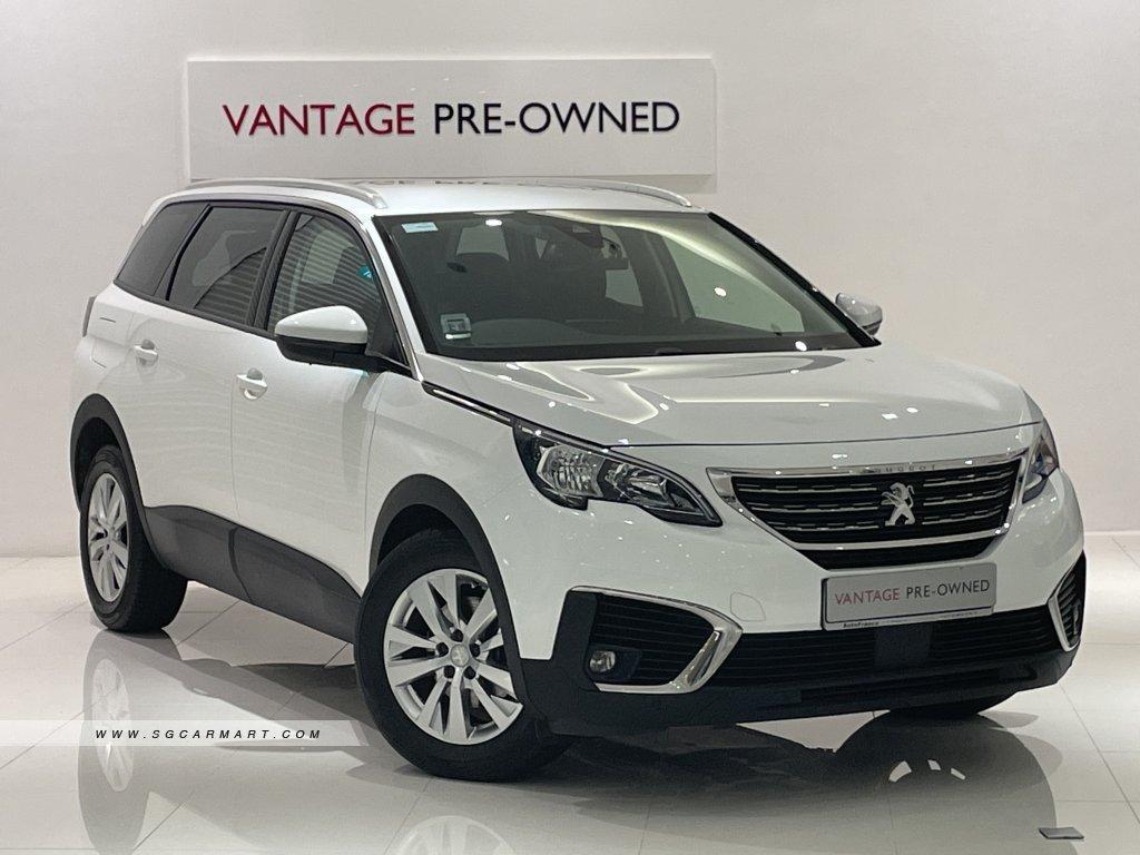 2018 Peugeot 5008 1.2A PureTech Active
