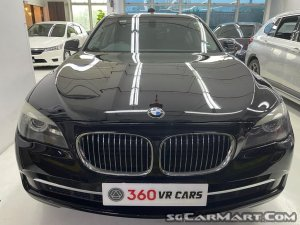 BMW 7 Series 750i Sunroof (COE till 06/2030)