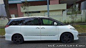 Toyota Estima 2.4A Aeras G Moonroof (COE till 02/2031)