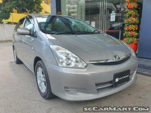 Toyota Wish 1.8A (COE till 08/2027)