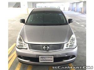 Nissan Sylphy 1.5A (COE till 12/2021)