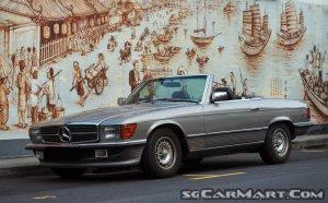 Mercedes-Benz 280SL (COE till 01/2029)