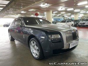 Rolls-Royce Ghost (COE till 01/2030)