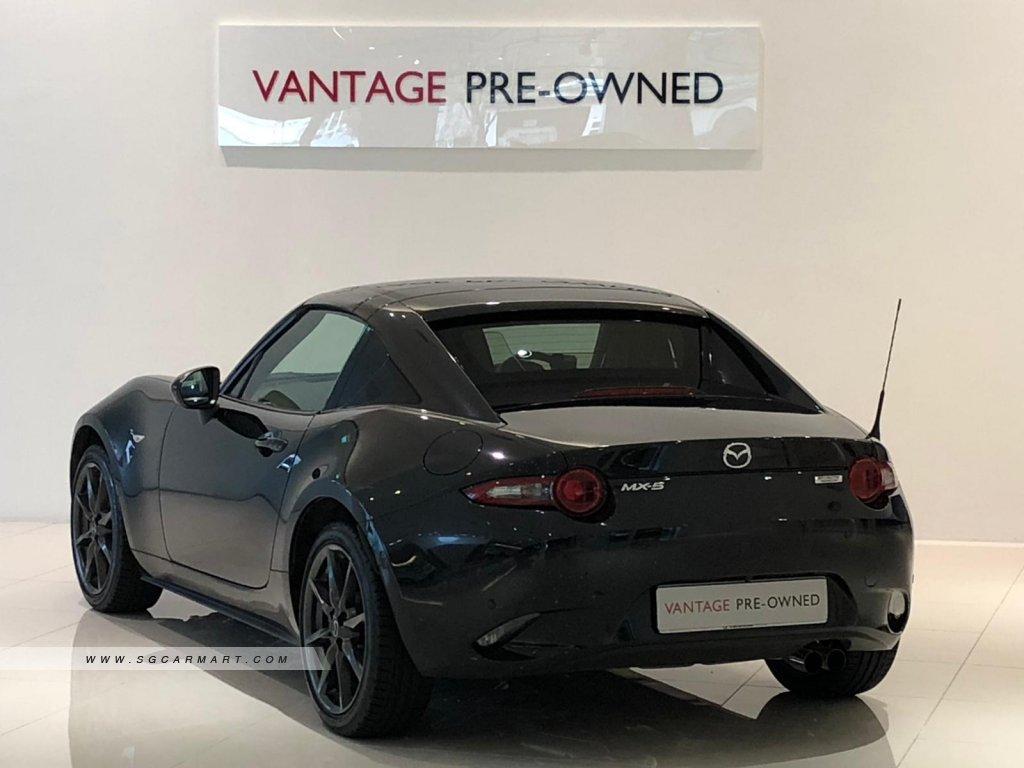 2017 Mazda MX-5 RF 2.0M