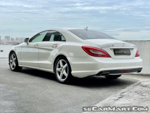 Mercedes-Benz CLS-Class CLS350 Sunroof (New 10-yr COE)