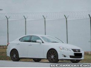 Lexus IS250 (COE till 03/2030)