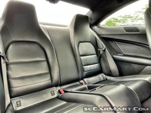 Mercedes-Benz C-Class C180 CGI Coupe Avantgarde Sunroof