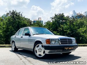 Mercedes-Benz 190E (COE till 07/2028)