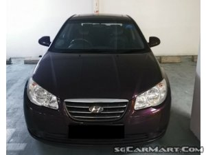 Hyundai Avante 1.6A S Sunroof (COE till 03/2024)