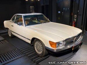 Mercedes-Benz 280SL (COE till 01/2031)