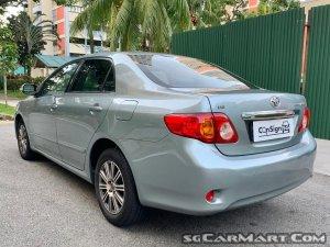 Toyota Corolla Altis 1.6A (COE till 03/2028)