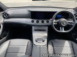Mercedes-Benz E-Class E300e Plug-in Hybrid AMG Line Premium Plus